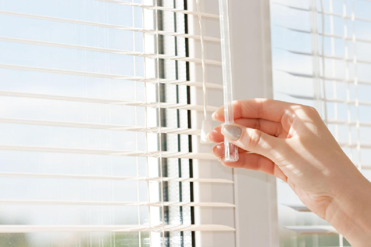 uPVC Window Blinds Norfolk
